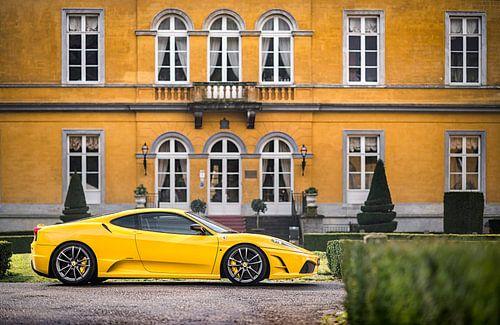 Ferrari 430 Scuderia van