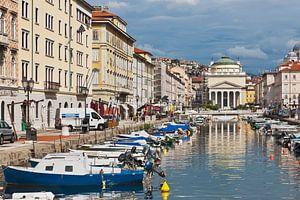 Trieste, Italy van