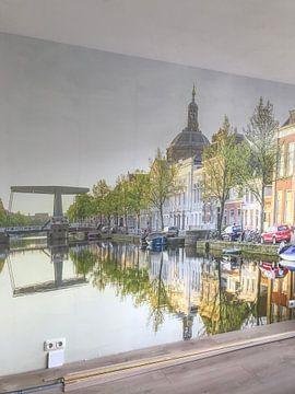 Klantfoto: Leiden op zijn mooist! van Dirk van Egmond