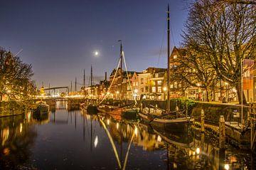 Aelbrechtskolk Delfshaven Rotterdam