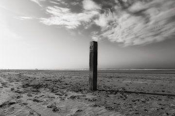 Het strand van