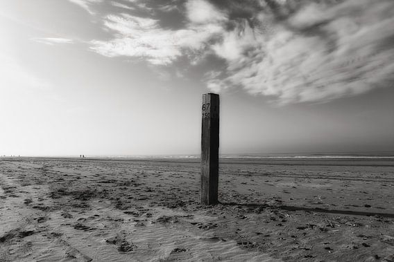 Het strand van LHJB Photography