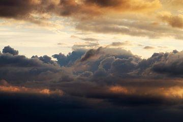 Wolkendans twee van Lonneke Prins