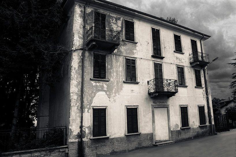 huis in porlezza van Rubin Versigny