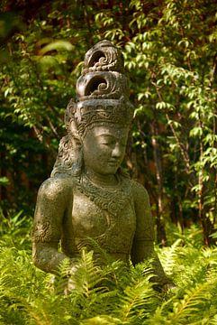 Blijdorp standbeeld van Quinlan van Heerdt