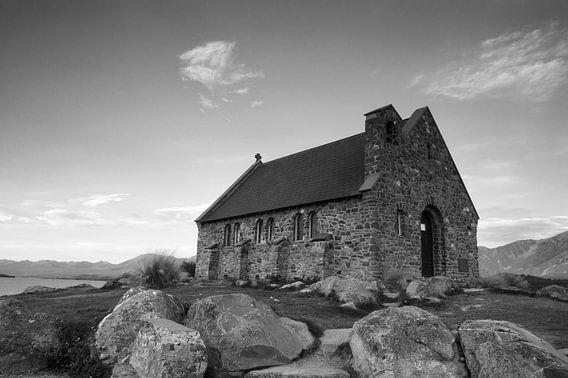 Church of the Good Shepherd, Lake Tekapo (NZL)