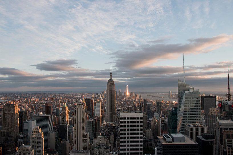 New York City van Petra Bos