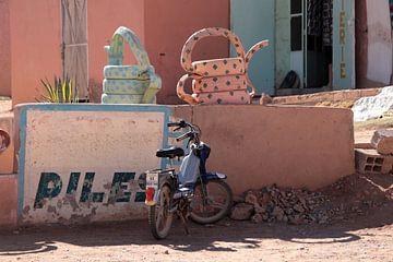 Onderweg in Zuid Marokko van jan katuin