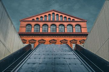 The building museum sur Yannick Karnas
