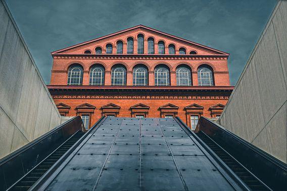 The building museum van Yannick Karnas