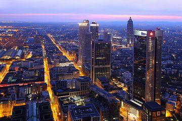 Stadtlichter Frankfurt von Patrick Lohmüller