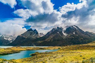 Park Torres Del Paine in Chili van Ivo de Rooij