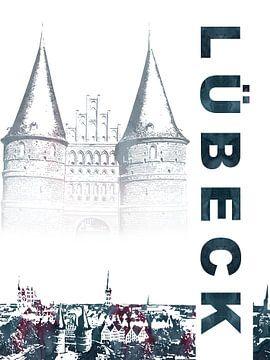 Lübeck van Printed Artings