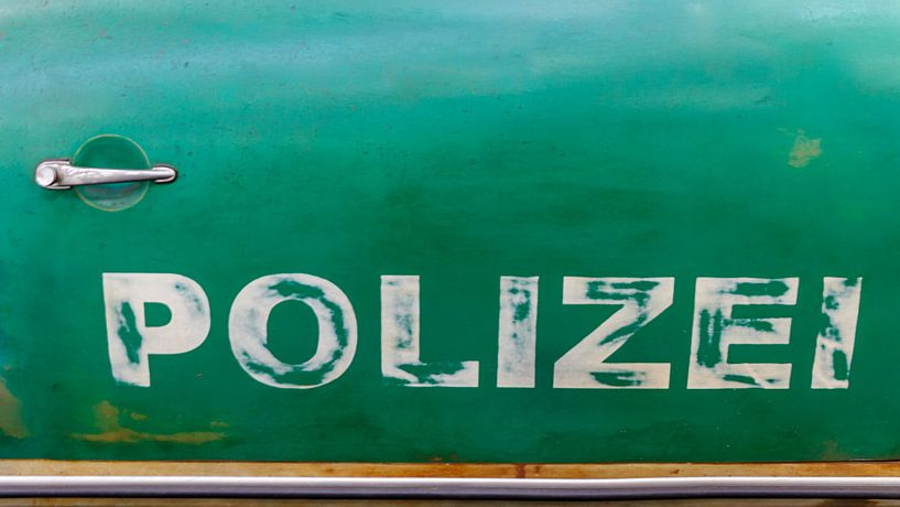 Polizei von Anjo ten Kate