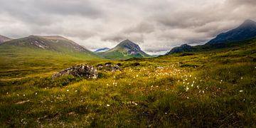 Schottland Skye Sligachan von Freddy Hoevers