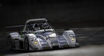 Radical on Zolder racetrack van Nildo Scoop
