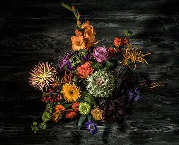 Des Fleurs sur Hermen Buurman