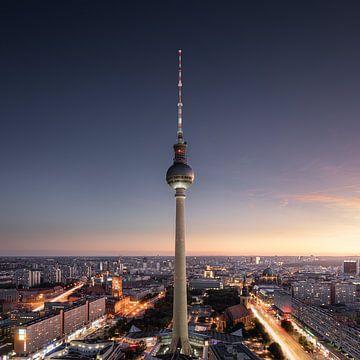 Berlin City Lights von Florian Schmidt
