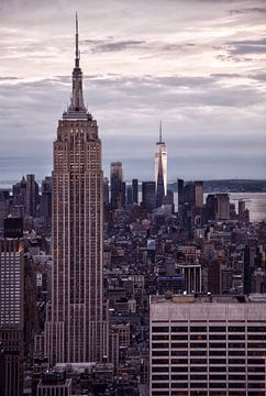 New York Skyline von SPOOR Spoor
