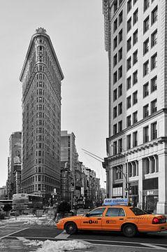 New Yorkse taxi van Denis Feiner