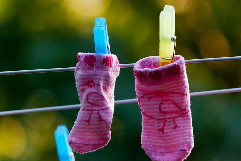Baby socks van Marco de Groot