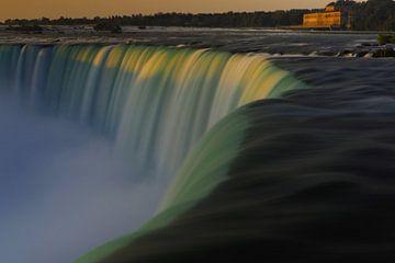 Niagarafälle von Wilco Berga