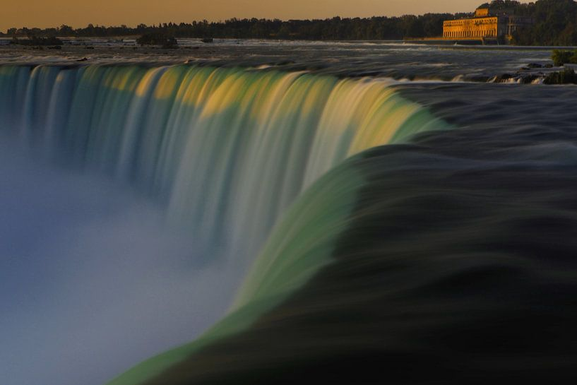 Niagara Watervallen van Wilco Berga