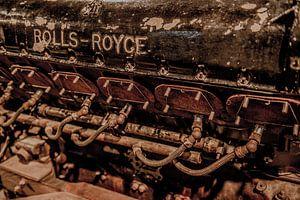 Rolls Royce motor van