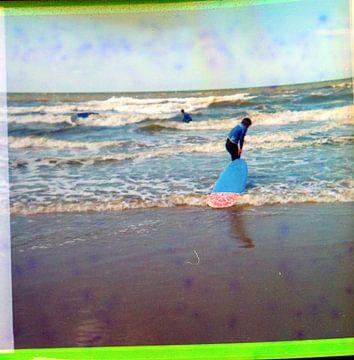 Retro strand 1 van matthijs rouw