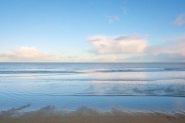 Strand Koksijde von Johan Vanbockryck