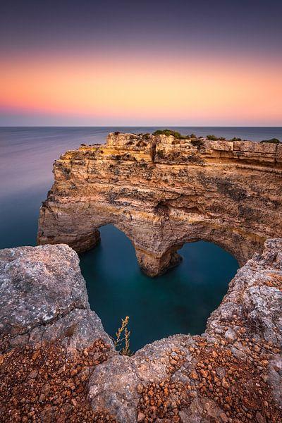 Heart of the Algarve (Praia da Marinha / Portugal) van Dirk Wiemer