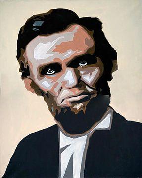 Abraham Lincoln von Jan Wiersma