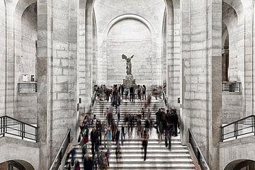 Winged Victory, Paris 2012 von Xlix Fotografie