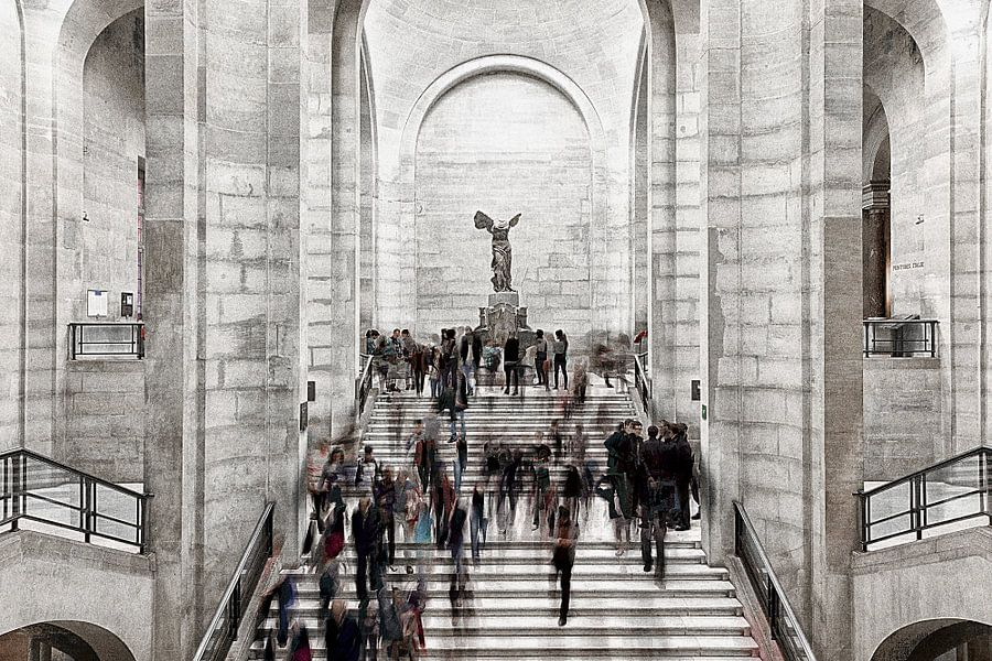 Winged Victory, Paris 2012