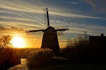 picturesque Holland van