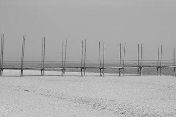 De brug naar het ...... von Jan Mulder