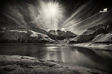Lünersee von Rob Boon