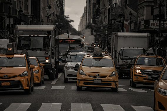 New York city, Fith Avenue