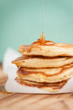 American Pancakes (food) van