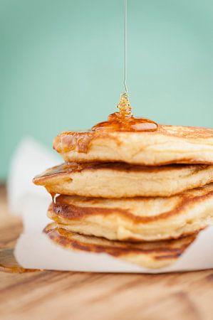Food inspiratie kunst op canvas - Woonkeuken american ...