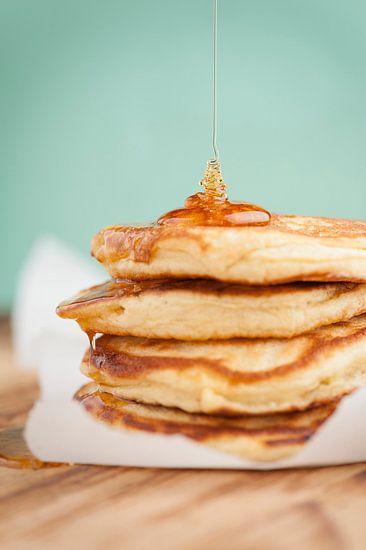 American Pancakes (food) van Kristian Hoekman