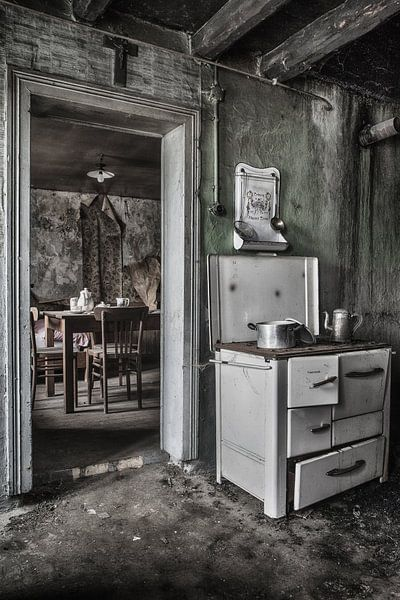 städtische Küche von Ingrid Van Damme fotografie