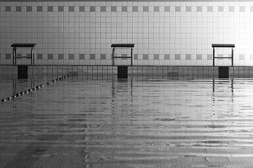Zwembad van joas wilzing