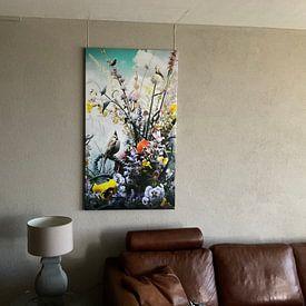 Klantfoto: Eunoia van Jesper Krijgsman, op canvas