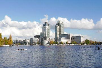 Amsterdam - Skyline van Maurice Weststrate