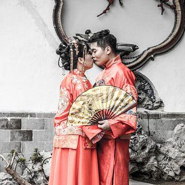 Chinees huwelijk van Rob Bleijenberg