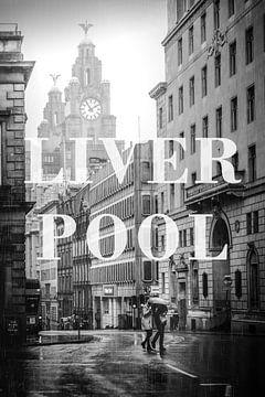 Steden in de regen: Liverpool van Christian Müringer