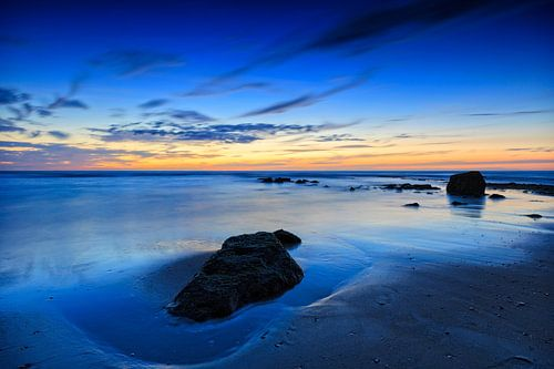 golfbreker langs de Nederlandse kust