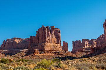 Arches National Park von Richard van der Woude