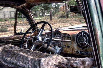 De verloren Pontiac van Bergkamp Photography
